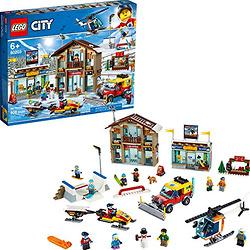 LEGO乐高 City城市系列 60203 滑雪场