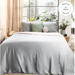 Bamboo Charcoal Duvet Cover