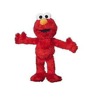 Sesame Street Mini Plush Elmo Doll