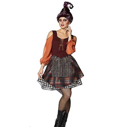 Adult Mary Sanderson Dress - Hocus Pocus