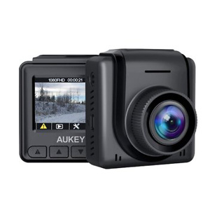 AUKEY Mini Dash Cam 1080p Full HD Dash Camera