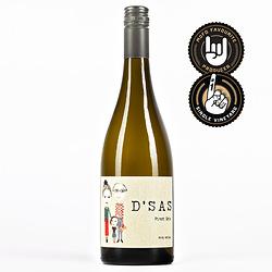 D'Sas Pinot Gris 2020
