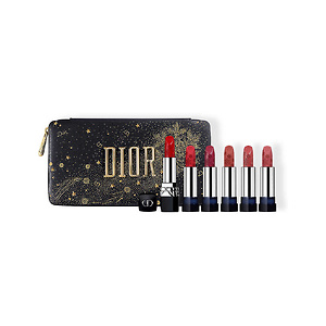 DIOR Rouge Dior Golden Nights refillable lipstick set