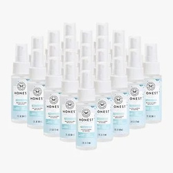 The Honest Company‎ Disposable Hand Wash Spray, Free + Clear, 24-Pack