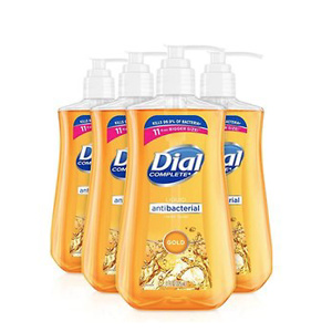 Dial Antibacterial liquid hand soap