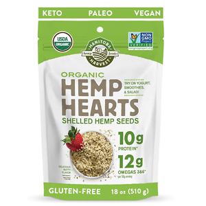 Manitoba Harvest Organic Hemp Hearts Shelled Hemp Seeds