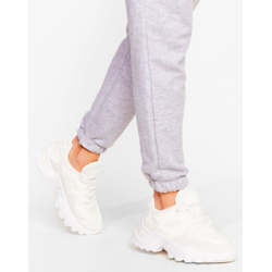 Better Tread Carefully Faux Leather Chunky Sneakers