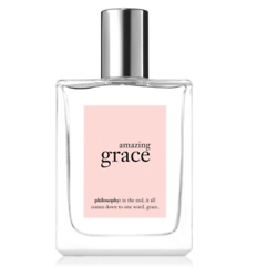 eau de toilette amazing grace
