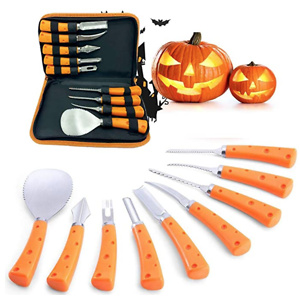 Pumpkin Carving Kit, Halloween Pumpkin Carver Tools
