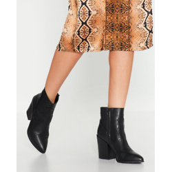 Hope For the West Faux Leather Boots