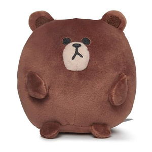 LINE FRIENDS Plush Figure