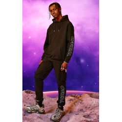 OFFICIAL PRINT CARGO HOODED TRACKSUIT