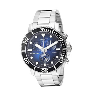 Tissot Men's Seastar Swiss Quartz Sport Watch