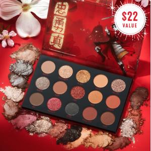 ColourPop X Mulan shadow palette