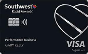 Southwest® Rapid Rewards® Performance Business Credit Card