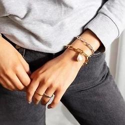 Monica Vinader Alta pearl bracelet