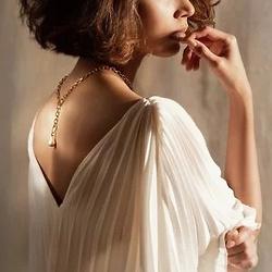 Monica Vinader Alta pearl necklace