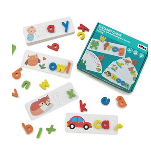 LIKEE See and Spell Learning Toys
