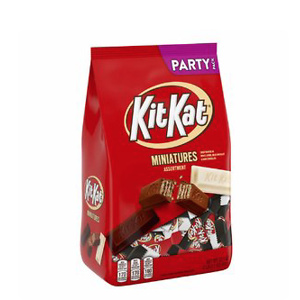 Kit Kat Halloween Candy Assortment, Dark & Milk Chocolate