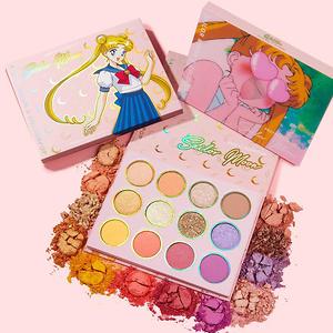 ColourPop X Sailor Moon pretty guardian shadow palette Sale Price: