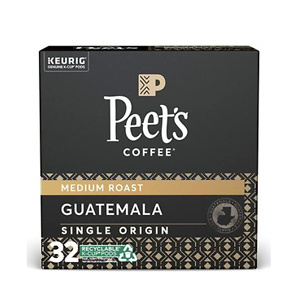 Peet's Coffee Single Origin Guatemala