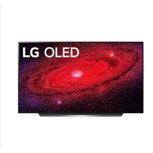 "LG OLED55CXPUA Alexa Built-In CX 55"" 4K Smart OLED TV"