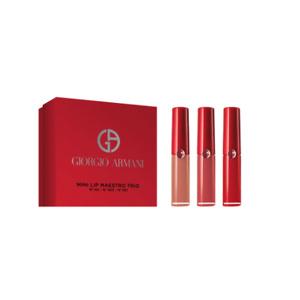 GIORGIO ARMANI Travel Lip Maestro Set