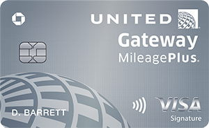 United GatewaySM Card