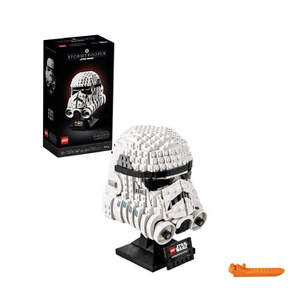 LEGO Star Wars Stormtrooper Helmet 75276 Building Kit