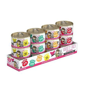 BFF Batch 'O Besties Variety Pack Canned Cat Food By BFF