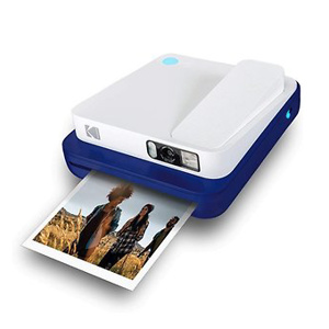 KODAK Smile Classic Digital Instant Camera for 3.5 x 4.25 Zink Photo Paper
