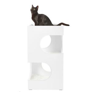 Frisco 28-in Modern Cat Tree & Condo