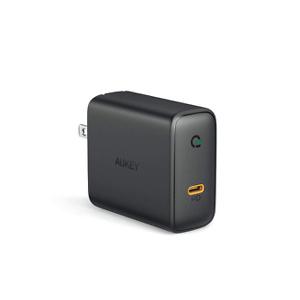 AUKEY USB-C GaN 60W PD 3.0 快充充电器