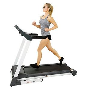 Sunny Health & Fitness SF-T7515 家用可升降跑步机