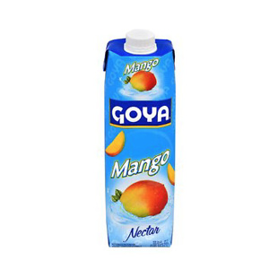 Goya Foods Prisma Mango Nectar, 33.79 Ounce
