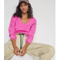 Lupita V-Neck Sweater