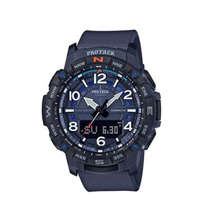 Casio Men's Pro Trek Bluetooth Connected Quartz Sport Watch