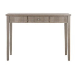 Safavieh Beale Console Table with Storage Drawer - Weathered Grey