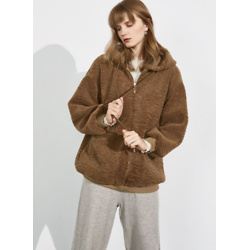 Riley Brown Sherpa Jacket