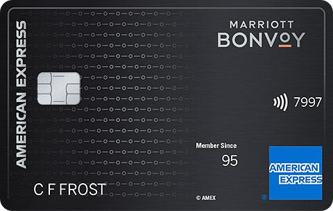 Marriott Bonvoy Brilliant™ American Express® Card
