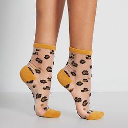 On the Catwalk Sheer Ankle Socks