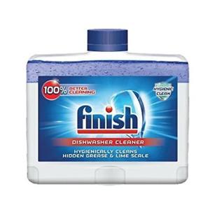Finish 双效洗碗机清洁剂 8.45盎司