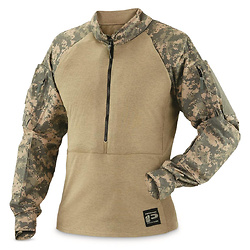 U.S. Military Surplus ACU Potomac Combat Jacket, New