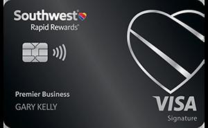 Southwest® Rapid Rewards® Premier Business Credit Card