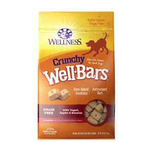 Wellness Crunchy WellBars Yogurt