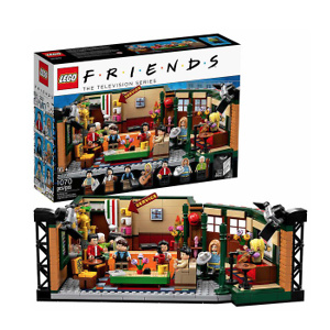 LEGO Ideas 21319 Central Perk Building Kit