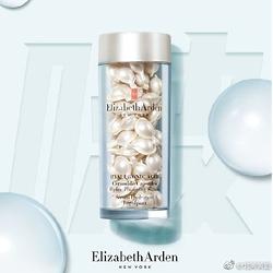 Elizabeth Arden Hyaluronic Acid Ceramide Capsules Hydra-Plumping Serum, 60 Count
