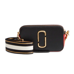 THE MARC JACOBS The Snapshot Leather Crossbody Bag