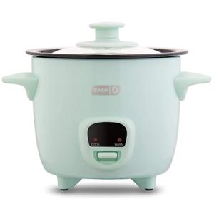 Dash DRCM200GBAQ04 Mini Rice Cooker Steamer