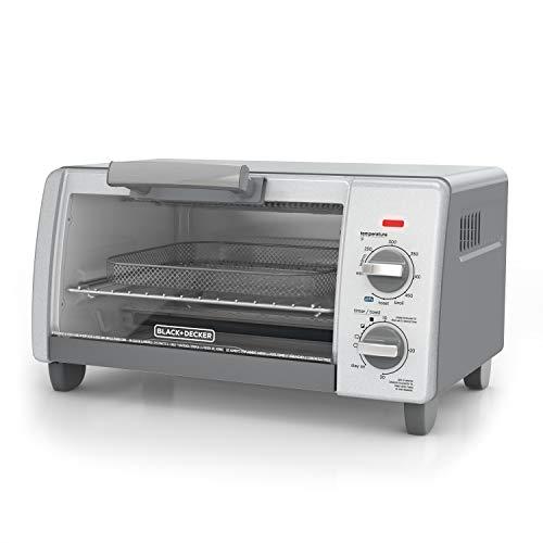 BLACK+DECKER TO1785SG Crisp 'N Bake Air Fry Toaster Oven